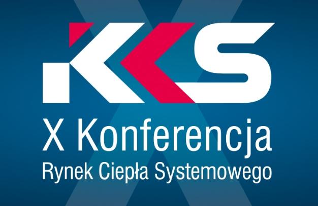 Logo dziesiątej konferencji rynek ciepła systemowego